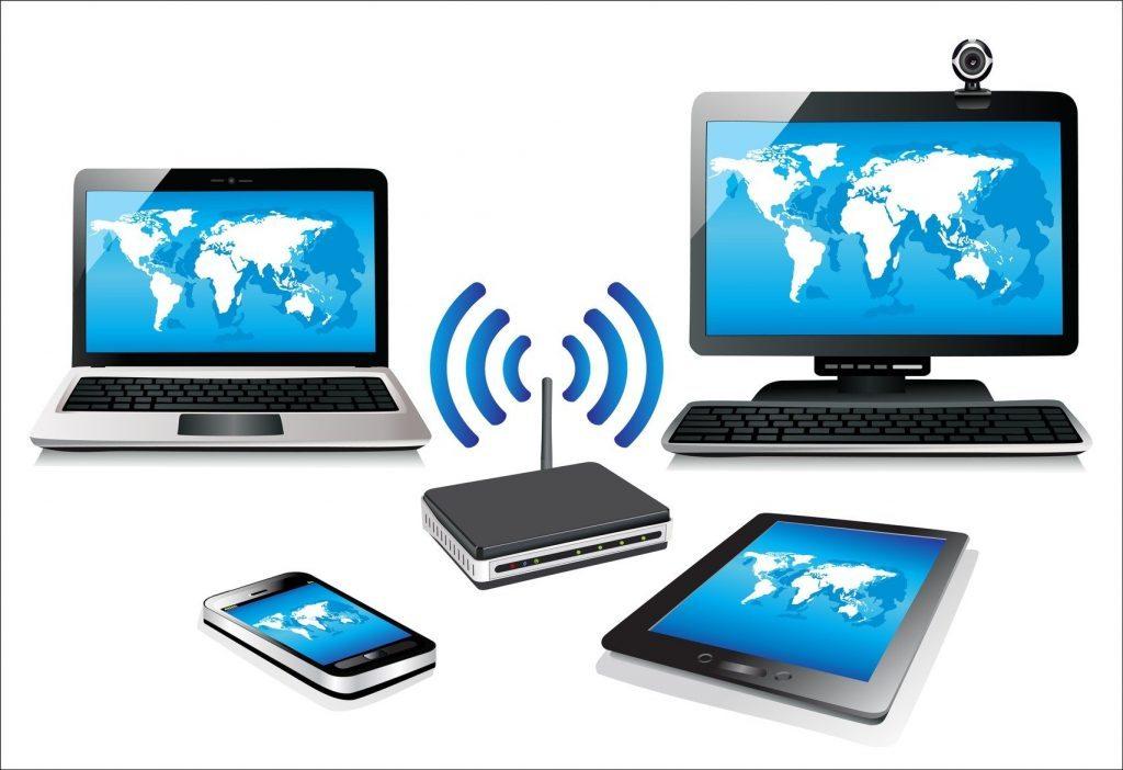 koppla in fiber till router