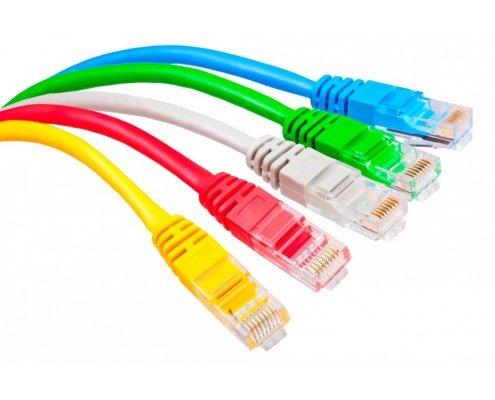 dra nätverkskabel