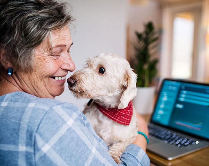 Datorhjälp för seniorer