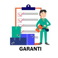 teknisk support - garanti